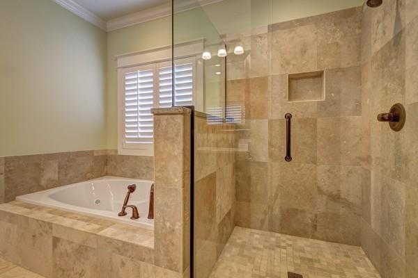 łazienka wyremontowana