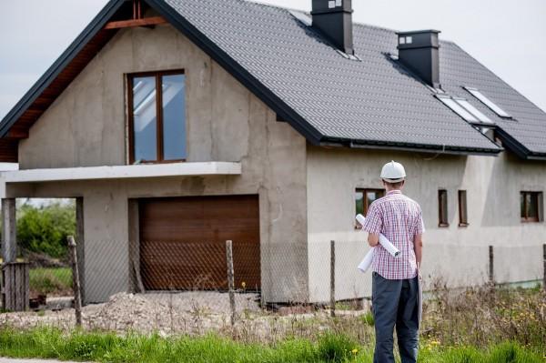 Ukończony dom